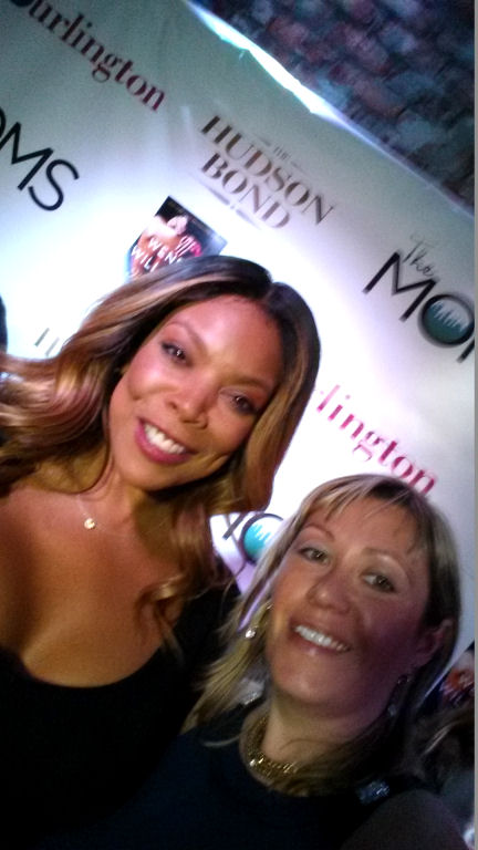 selfie with wendy williams