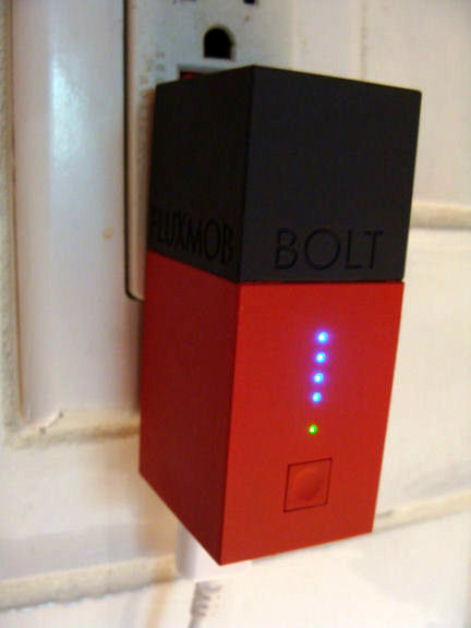 fully charged bolt