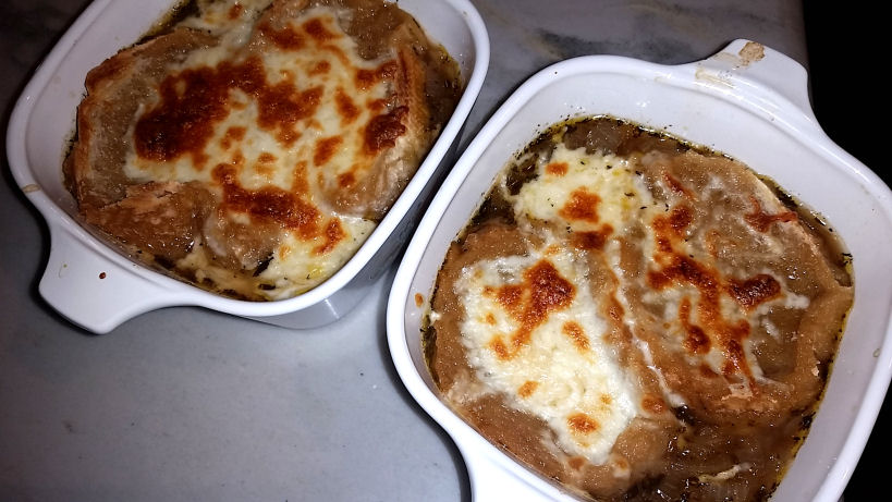 Super Delicious French Onion Soup Pressure Cooker Recipe