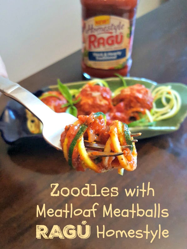 what are zoodles and how to eat them