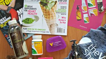 Summer Healthy Body and Glowing Skin with #VitaBeauty + $250 Giveaway