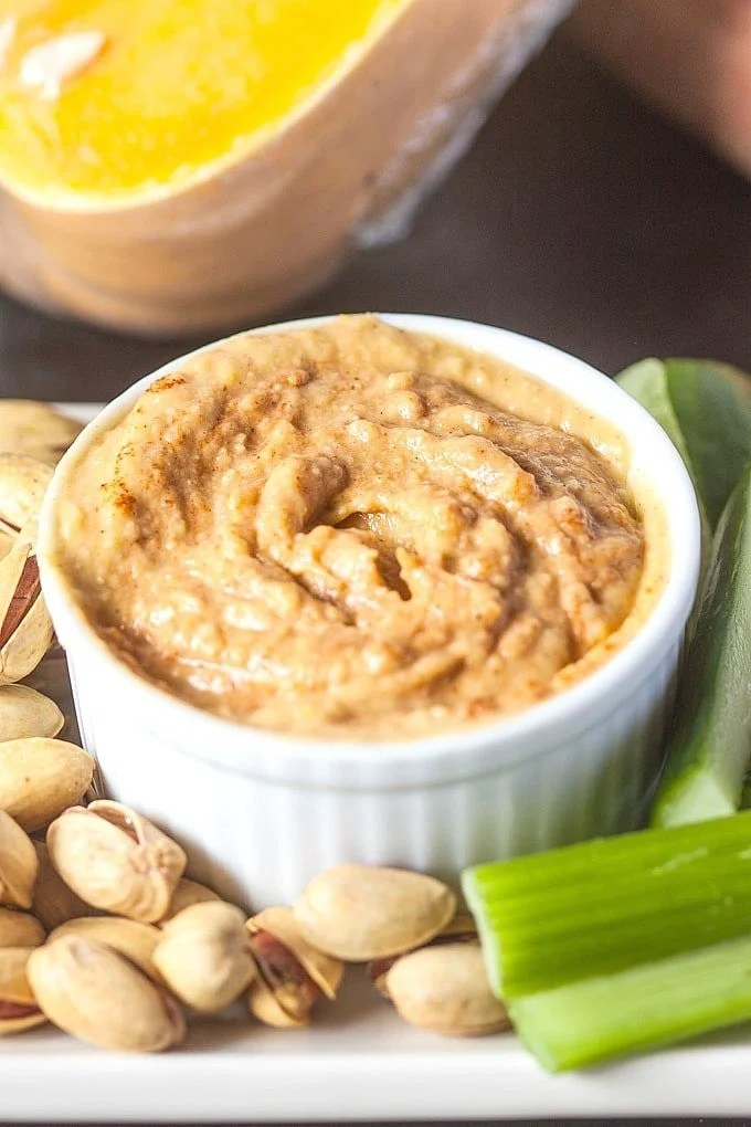 Paleo Spicy Cannellini Dip