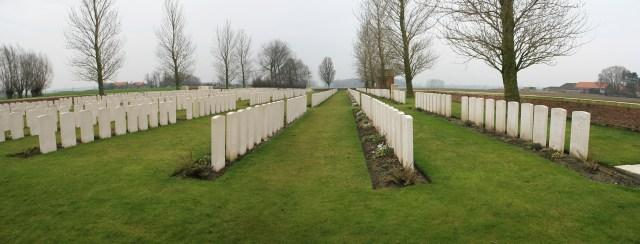 Aeroplane Cemetery Panorama 3