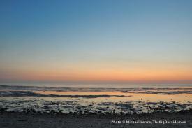 Dawn at Tiger Key, Ten Thousand Islands.