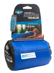 Sea to Summit Coolmax Adaptor Travel Liner