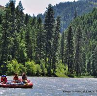 Grand Ronde River, Oregon.