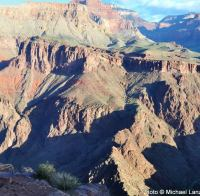 South Kaibab Trail, Grand Canyon National Park.