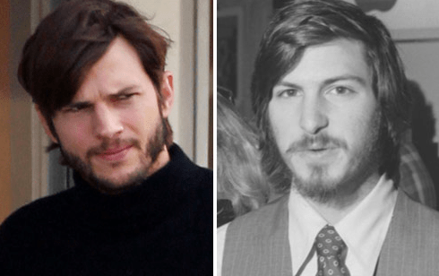 steve jobs, ashton kutcher