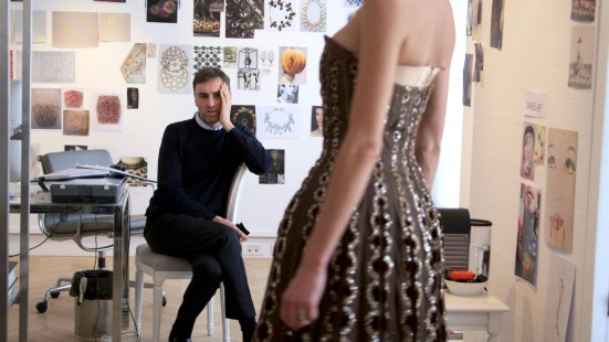 Dior and I - movie still