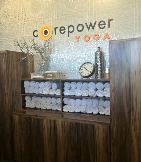 core power yoga