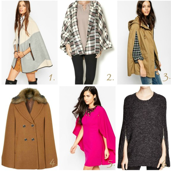 cape, capes, cute cape, blogger cape, cape style, fall style, cape trend