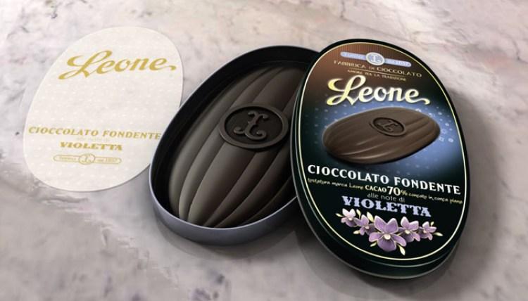 Leone chocolate egg