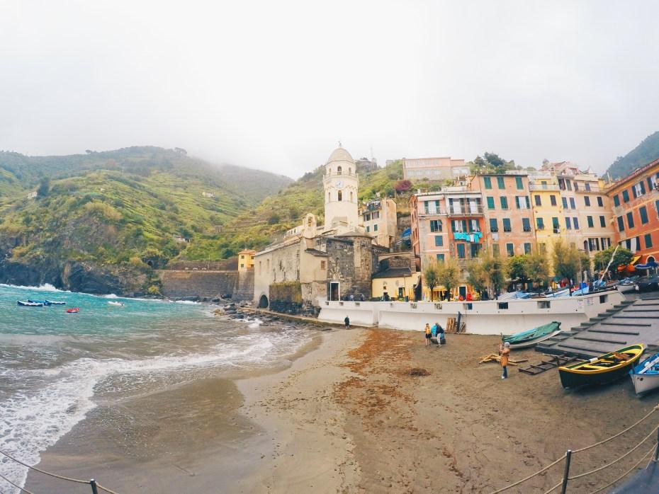 Vernazza, Cinque Terre | TheBlogAbroad.com