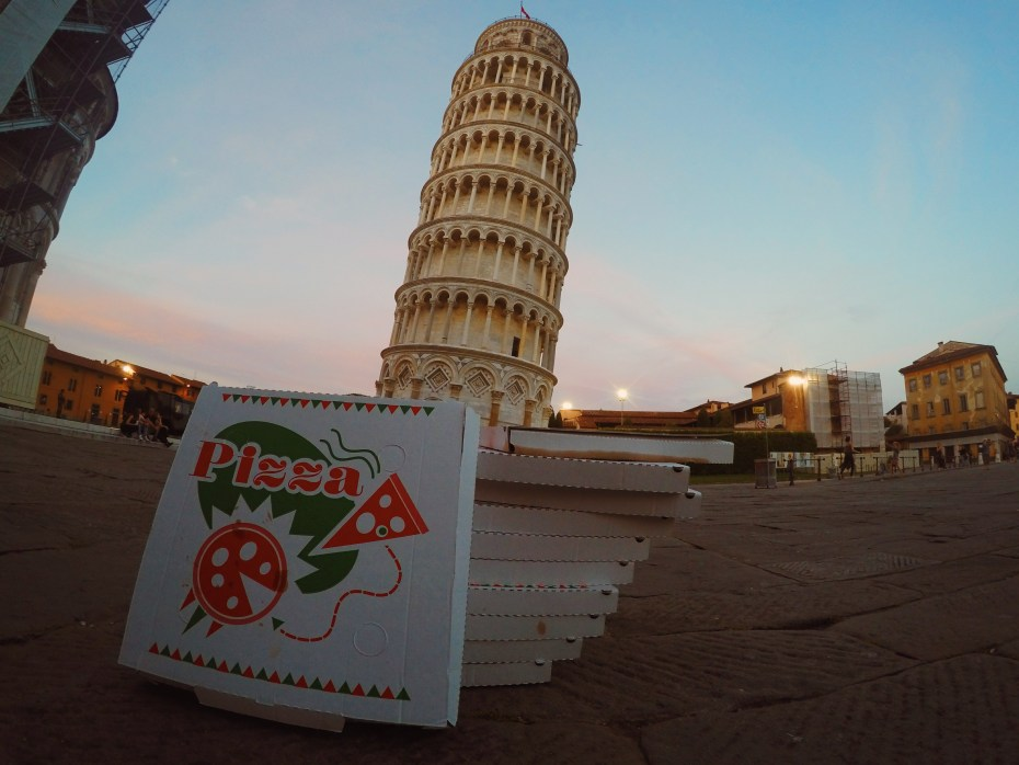 Leaning Tower of Pisa | TheBlogAbroad.com