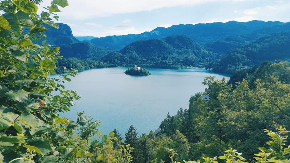 Lake Bled - TheBlogAbroad.com