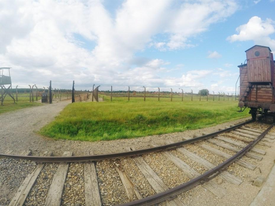 Auschwitz Camp, Poland | TheBlogAbroad.com