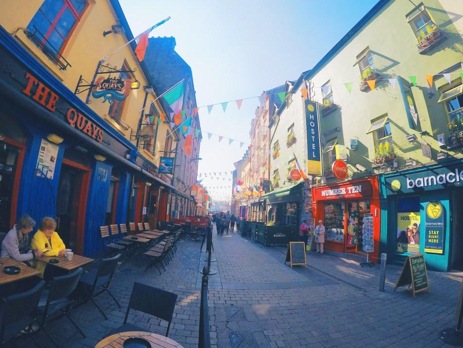 Galway, Ireland   TheBlogAbroad.com