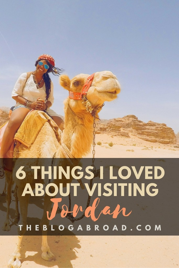 6 Things I Loved About Visiting Jordan | TheBlogAbroad.com