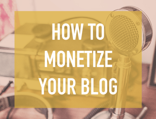 How-To-Monetize-Your-Blog-Radio-Interview-FEATURED