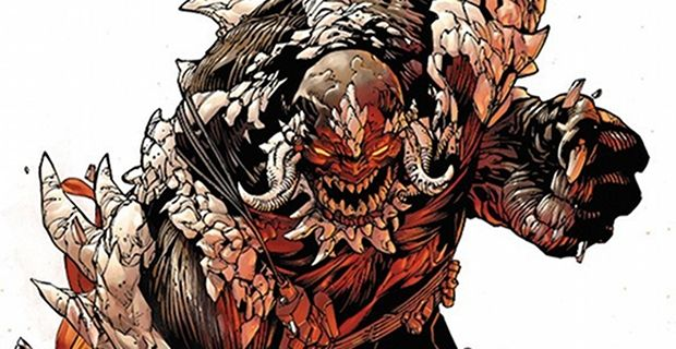 Doomsday is a great Superman villain... but really?