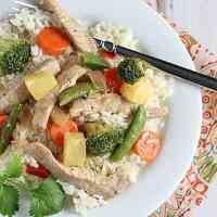 Quick & Easy Pork Stir Fry