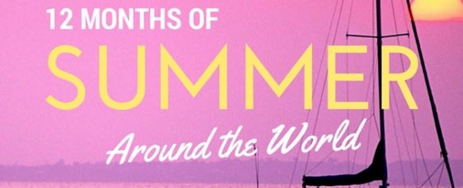 12 months of summer
