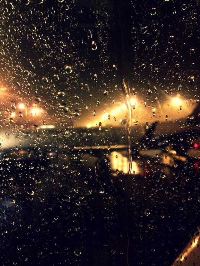 jul 31 rain airport