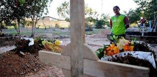 environmental activists deaths