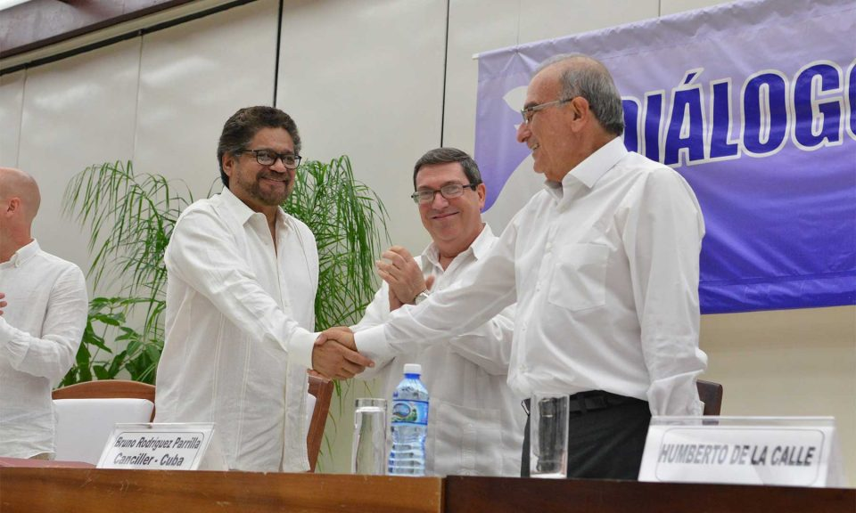 FARC peace talks conclude with comprehensive agreement