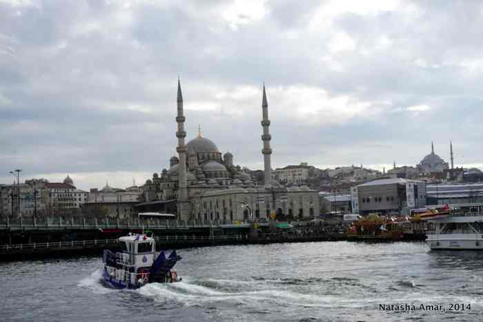 1-bosphorus cruise istanbul