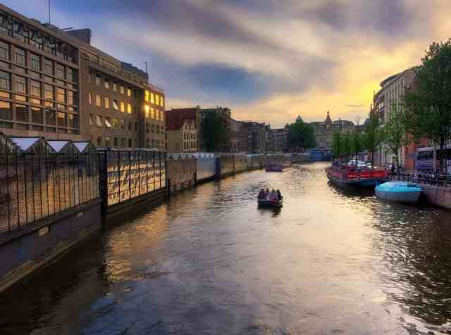 best unique hotels in amsterdam