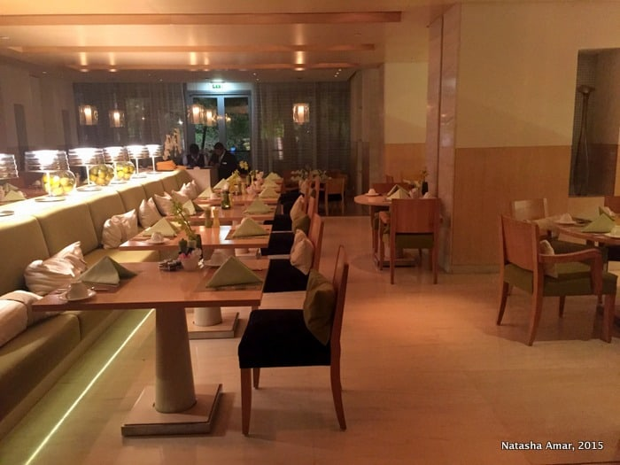 Ginger All Day Dining - park rotana abu dhabi