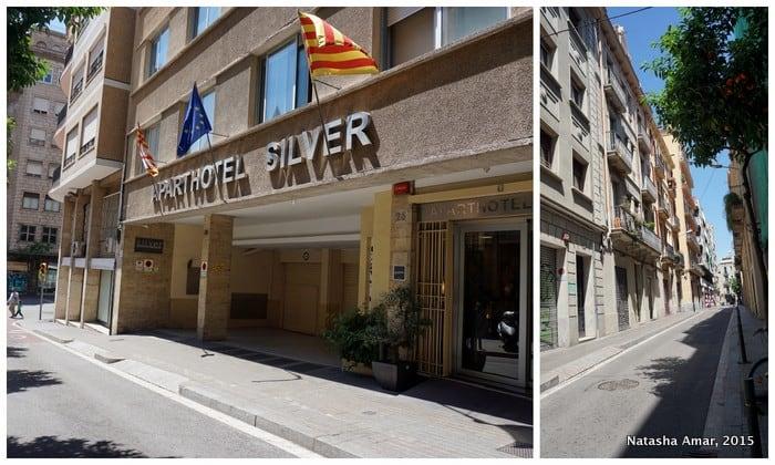 Aparthotel Silver Barcelona