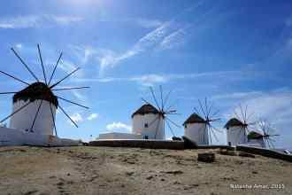Windmills at Little Venice