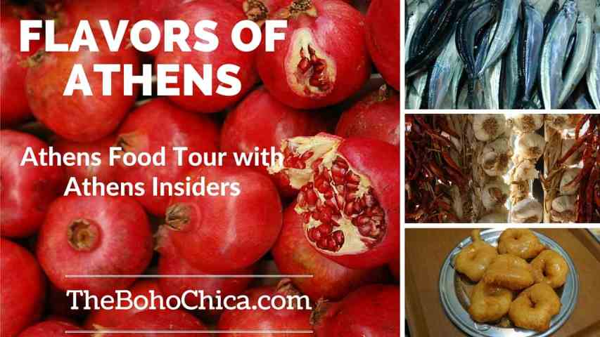 Flavors of Athens with Athens Insiders