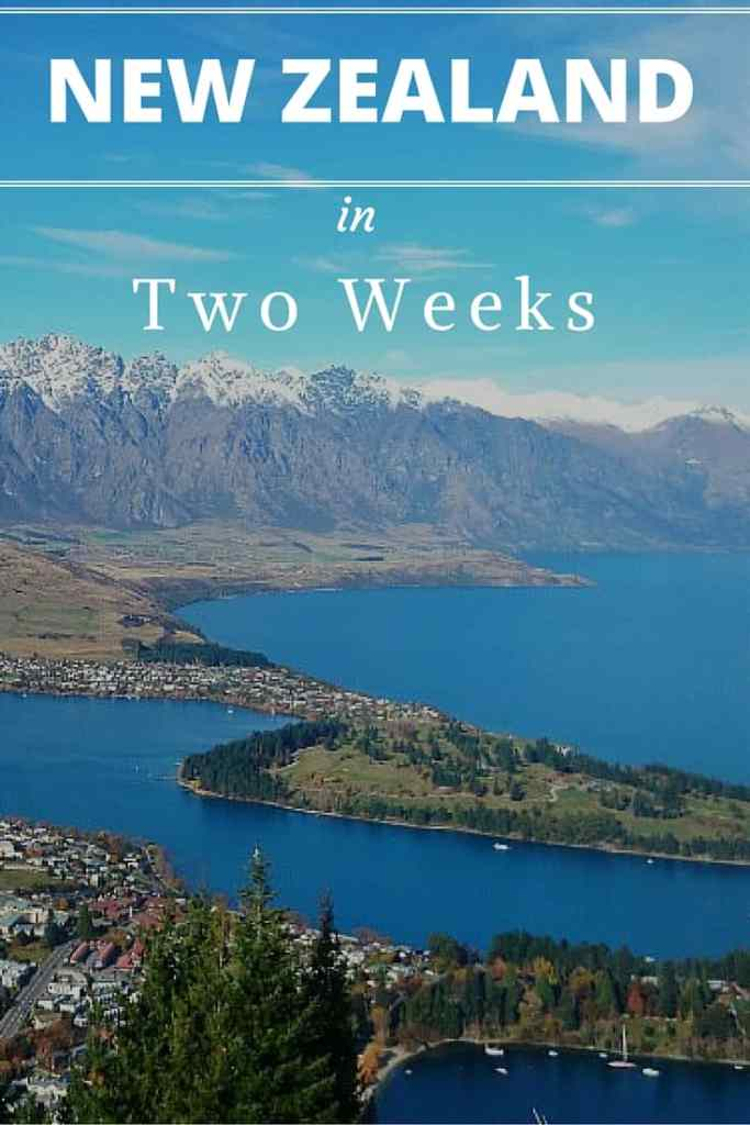Two Weeks in New Zealand