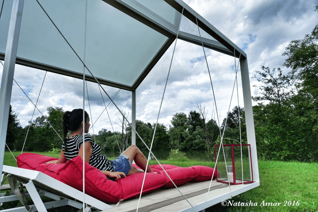 BIG BERRY Slovenia: Glamping by the River Kolpa