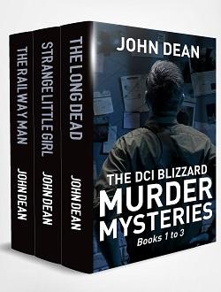 DCI John Blizzard murder mysteries