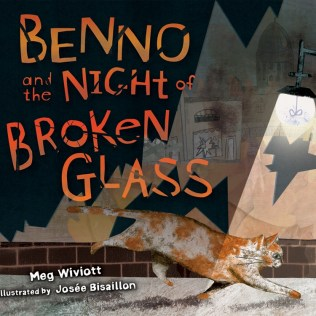 Benno and the Night of Broken Glass bookcover