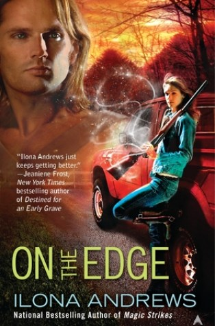 ARC Review: On The Edge by Ilona Andrews