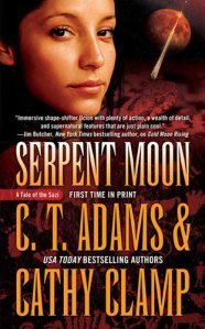 Serpents Moon by C.T. Adams and Cathy Clamp