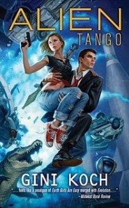 Joint Review: Alien Tango by Gini Koch