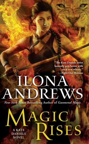 Magic Rises cover image