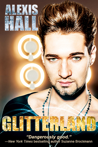 Glitterland cover image