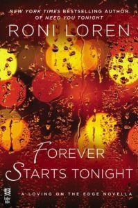 Roni Loren Forever Starts Tonight Blog Tour & Giveaway