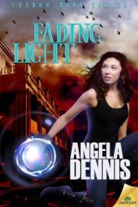 Review – Fading Light (Shadow Born #2) by Angela Dennis