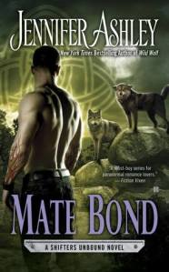 Review – Mate Bond (Shifters Unbound #7) by Jennifer Ashley