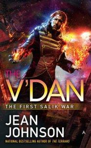 Review – The V'Dan (First Salik War #2) by Jean Johnson