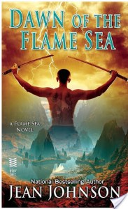 Joint Review: Dawn of the Flame Seas by Jean Johnson