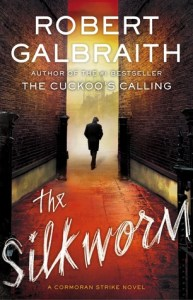 Audio Review: The Silkworm by Robert Galbraith